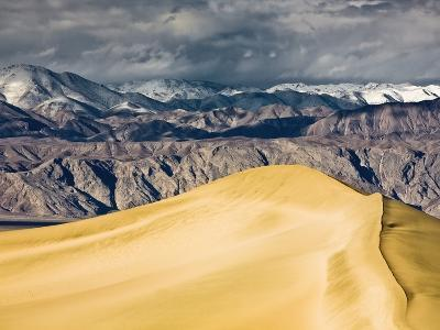 Sand Dunes in Death Valley-Rudy Sulgan-Photographic Print