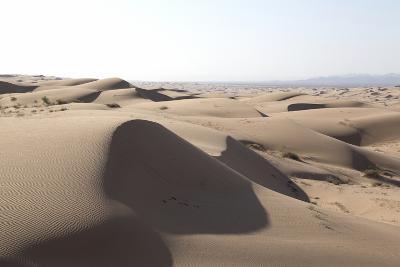Sand Dunes in Southern California-Carol Highsmith-Photo