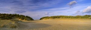 Sand Dunes on the Beach, Holkham Beach, Norfolk, England
