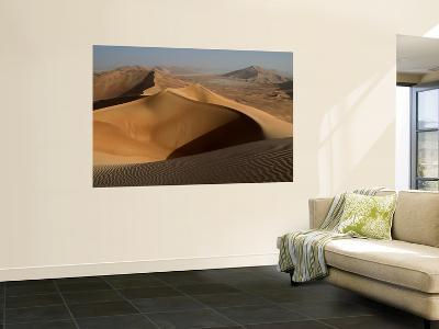 Sand Dunes, Rub Al Khali Desert-Aldo Pavan-Wall Mural
