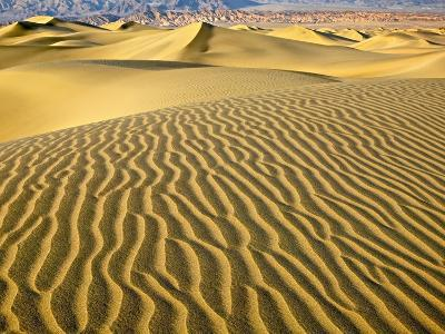 Sand Dunes-Owaki - Kulla-Photographic Print