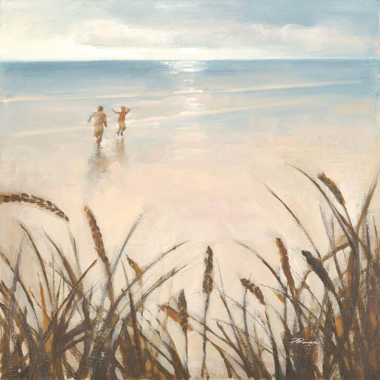 Sand Grasses-Paulo Romero-Premium Giclee Print