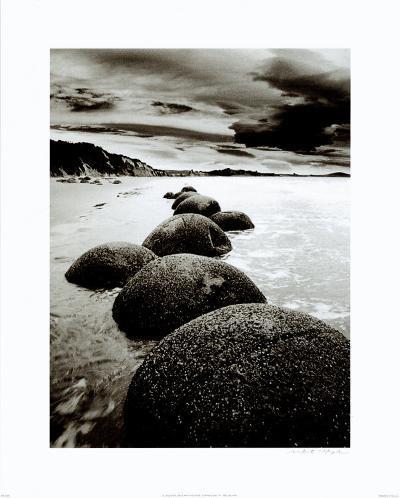 Sand Harbor II-Monte Nagler-Art Print
