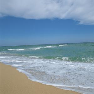 Sand on a Beach