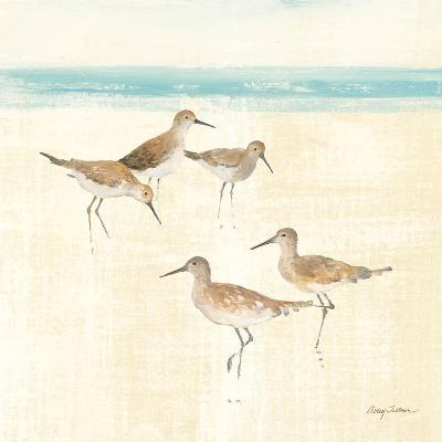 Sand Pipers Square I-Avery Tillmon-Art Print