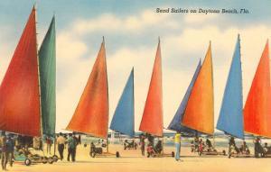 Sand Sailers, Daytona Beach, Florida