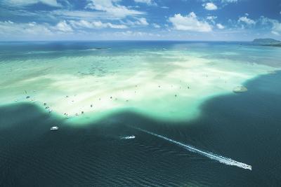 Sandbar Cruiser-Cameron Brooks-Photographic Print