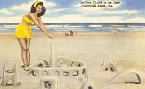 Sandcastle, Jacksonville Beach, Florida