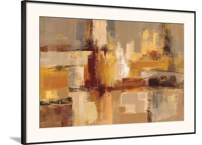 Sandcastles-Silvia Vassileva-Framed Art Print