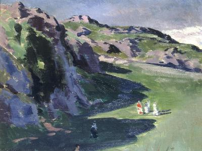 Sandeels Bay, Iona-Francis Campbell Boileau Cadell-Giclee Print