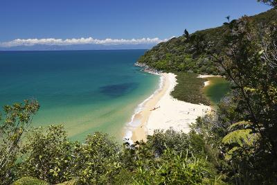 Sandfly Bay, Abel Tasman National Park, Nelson Region, South Island, New Zealand, Pacific-Stuart Black-Photographic Print