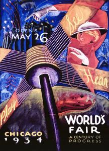 Chicago World's Fair, 1934 by Sandor