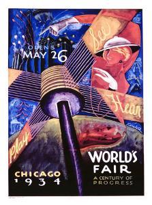 Chicago World's Fair, 1934 by Sandor