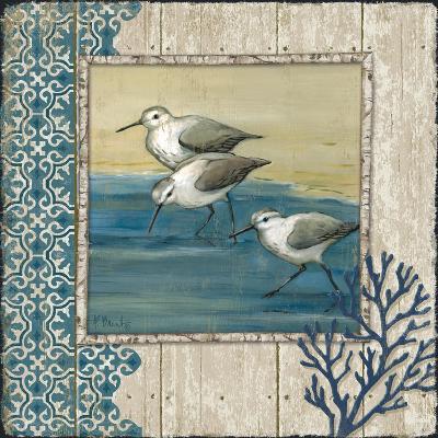 Sandpiper Shore II-Paul Brent-Art Print