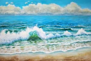 A Wave by Sandra Francis