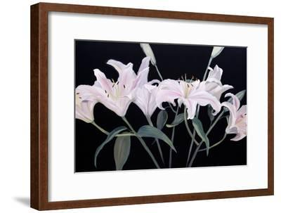 Dramatic Lilies