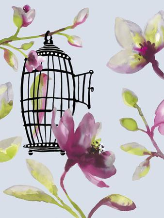 Bird Cage II by Sandra Jacobs