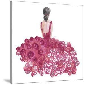 Floral Glamour by Sandra Jacobs