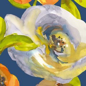 Night Flower II by Sandra Jacobs