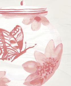 Porcelain Fencai II by Sandra Jacobs