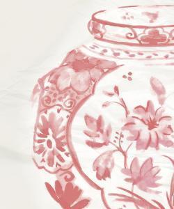 Porcelain Fencai IV by Sandra Jacobs