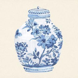 Porcelain I by Sandra Jacobs