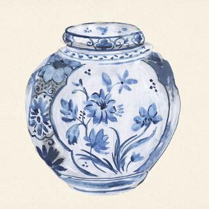 Porcelain IV by Sandra Jacobs