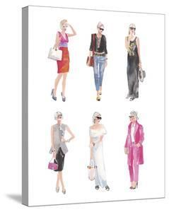 The Fashion Pack by Sandra Jacobs