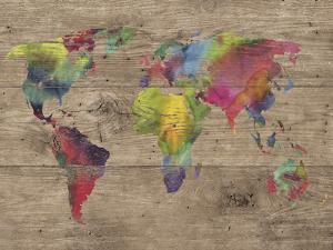 World of Colours - Vintage by Sandra Jacobs