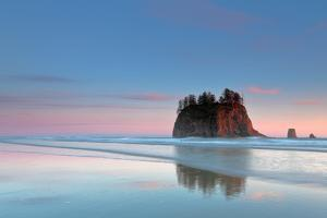 Pastel Sunset by Sandra Kreuzinger