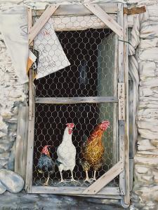 Capileiran Clutch, 1983 by Sandra Lawrence