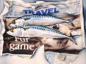 Fur Games, 1997 by Sandra Lawrence