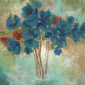 Contemporary Blooms 2 by Sandra Smith
