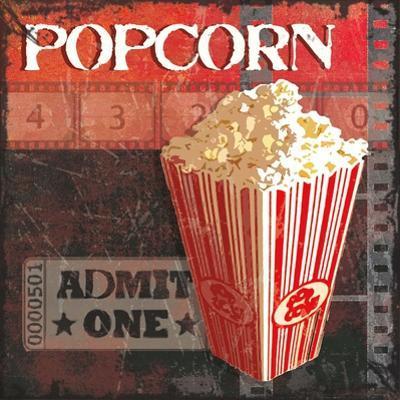 Popcorn Time by Sandra Smith