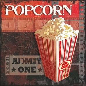 Popcorn Time by Sandra Smith