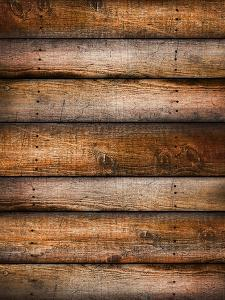 Pine Wood Textured Background by Sandralise