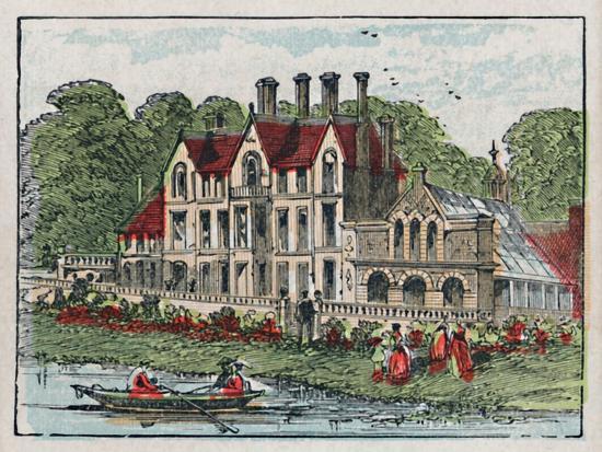 'Sandringham', c1910-Unknown-Giclee Print