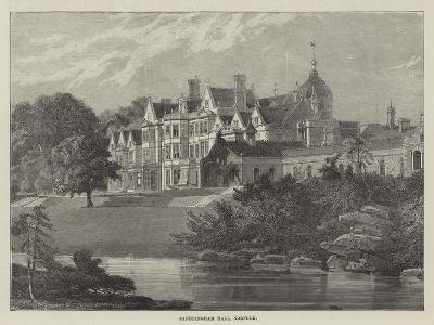 Sandringham Hall, Norfolk--Giclee Print