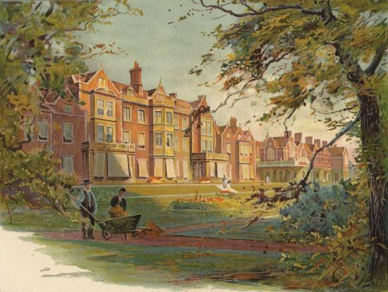 'Sandringham House', c1890-Unknown-Giclee Print