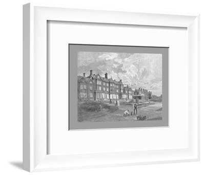 Sandringham House, c1900-T Smith & Sons-Framed Photographic Print