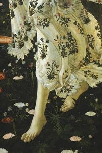 Allegory of Spring by Sandro Botticelli