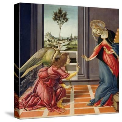 Annunciation, 1489-1490