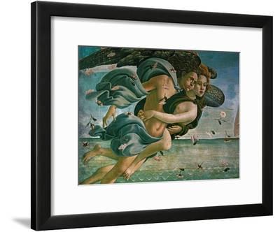 Birth of Venus, Detail: Mythological Couple