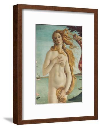 Birth of Venus, Venus