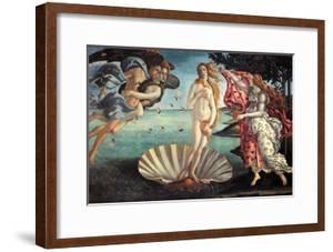 Birth of Venus by Sandro Botticelli