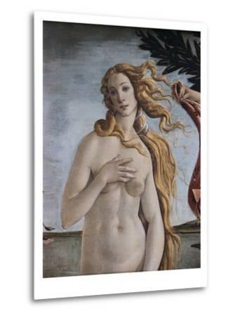 Detail of Birth of Venus