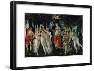 La Primavera (Spring), 1477 by Sandro Botticelli