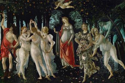 La Primavera (Spring), 1477