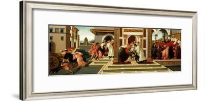 Last Miracle and the Death of Saint Zenobius, C. 1500
