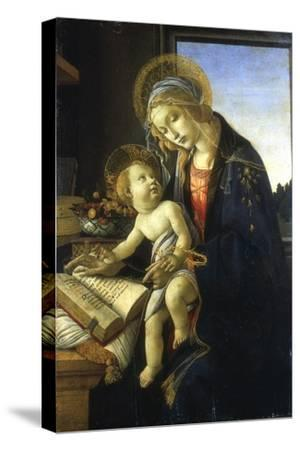 Madonna and Child (Madonna of the Book), 1483